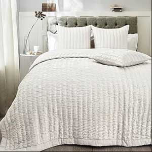 Buy them an anniversary gift for their home, The White Company have a quality and a great selection