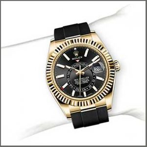 Buy him or her a luxury watch for this anniversary gift, these watches are designer and world wide brands