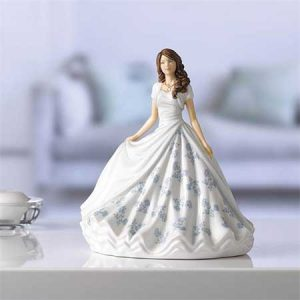 Buy her or them a Royal Doulton Figure for this anniversary gift
