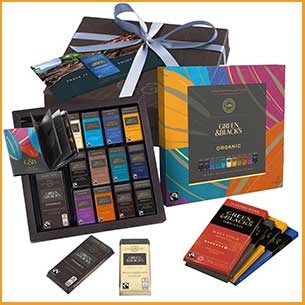 Buy the G&B Chocolate Lovers large Collection for this anniversary gift