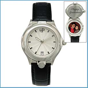 Buy him this special photo watch for this anniversary gift