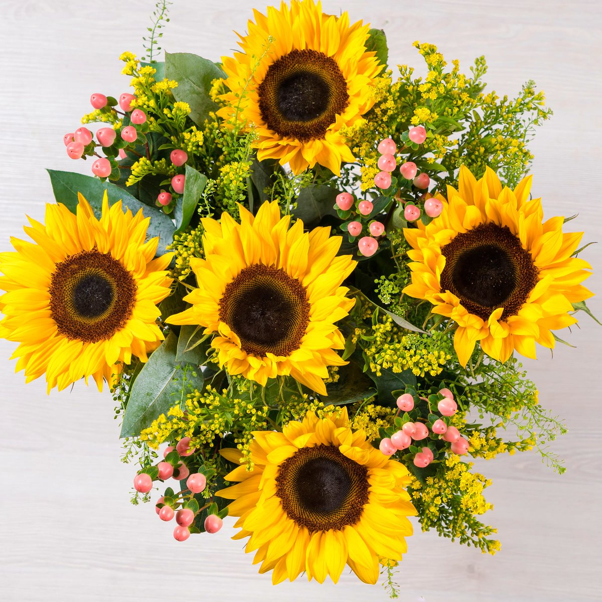 Buy the summer delights bouquet for this anniversary gift