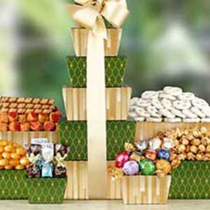 Buy them the Tower of Sweets gift for this anniversary