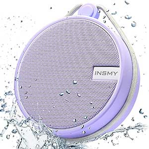 Buy her or him the Waterproof Bluetooth Speaker, create atmospheric lighting and music for this anniversary gift